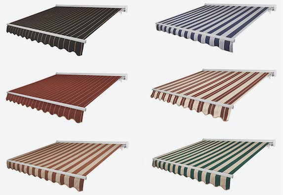 Marygrove Awning Fabric Selections