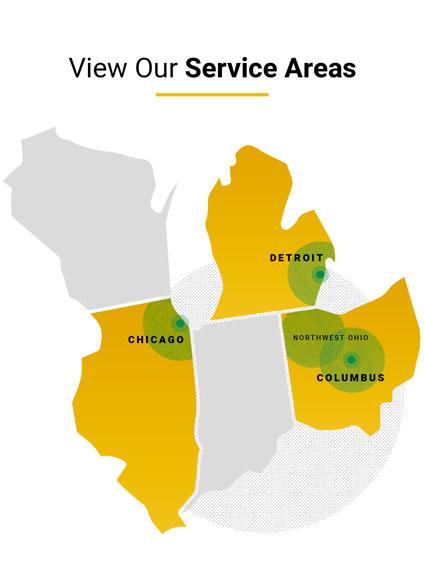 Marygrove Service Areas