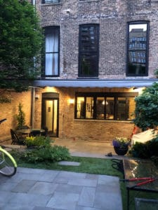 retractable awning chicago