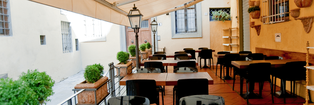 Commercial retractable awnings for restaurants - Marygrove Awnings