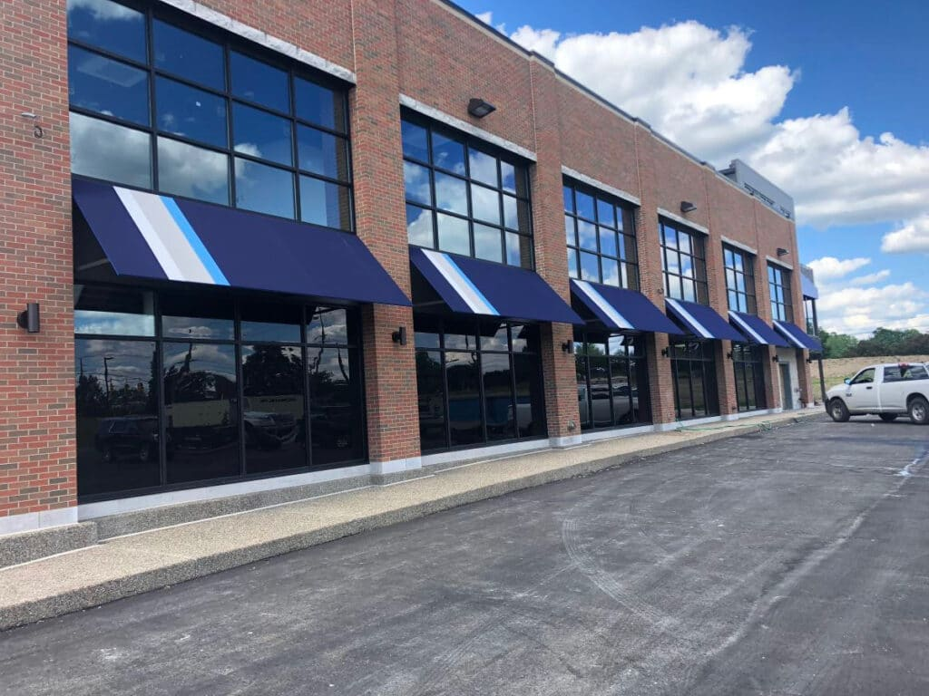 Commercial Awning Contractors