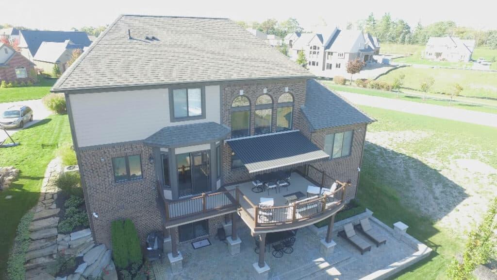Best of HomeAdvisor 2021- deck awning - Marygrove Awnings