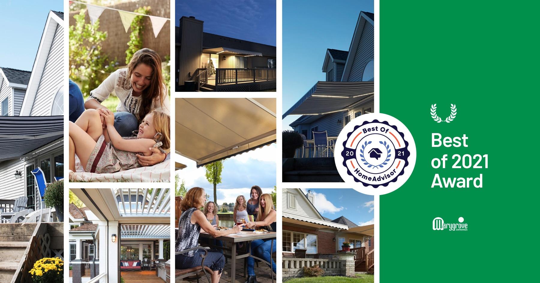 Marygrove Best of 2021 HomeAdvisor Cover
