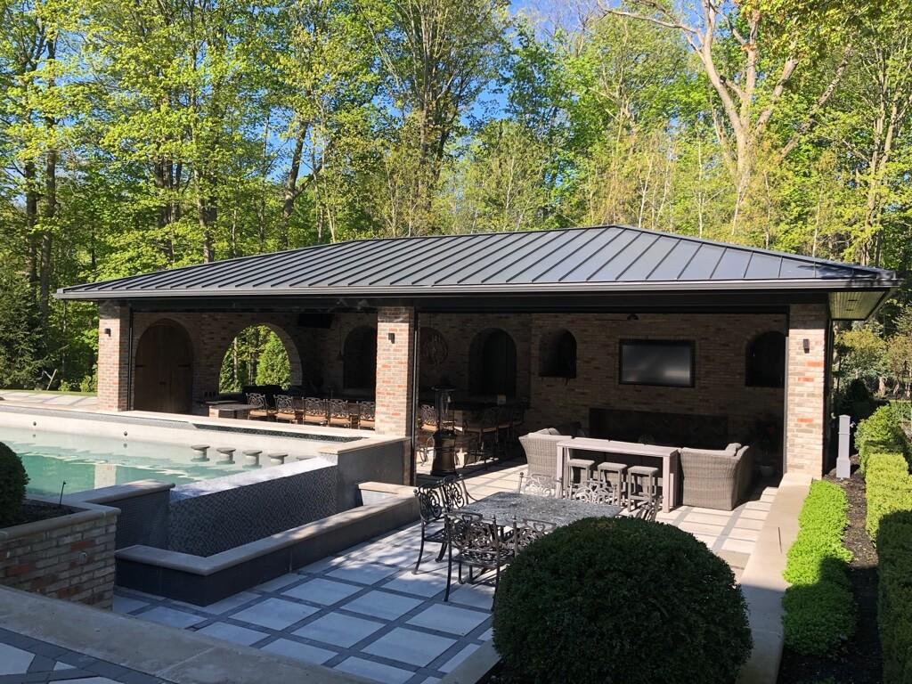 solar screen patio - Marygrove Awnings